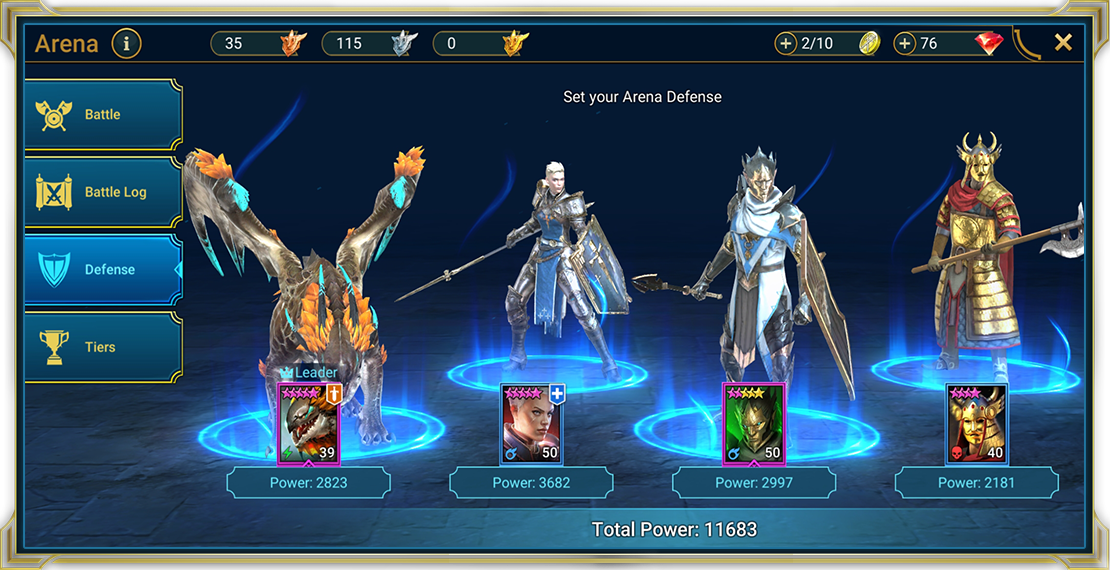 Raid: Shadow Legends Community | Guides and Tutorials | Basic Guide
