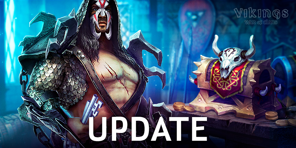Vikings: War of Clans Community   Archive   Update