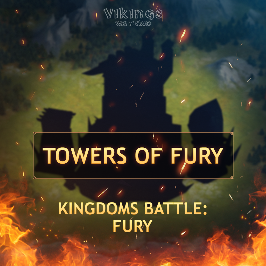 Vikings: War of Clans Community | Archive | Kingdoms Battle