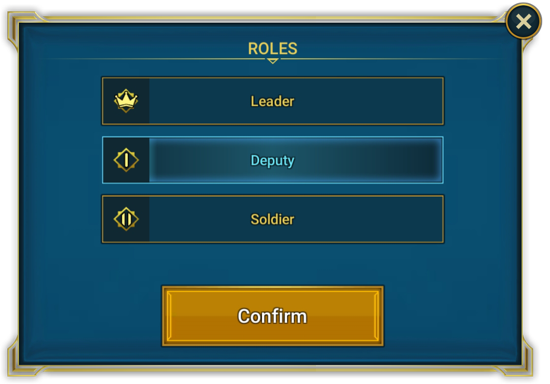 RAID Shadow Legends Roles